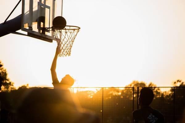 מחנה כדורסל בארצות הברית
