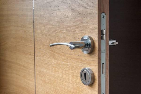 דלתות הדף ממוגנות