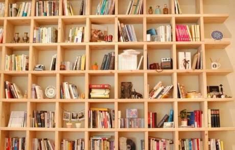 ארונות ספרים – יהפכו את הבית שלכם לשלם