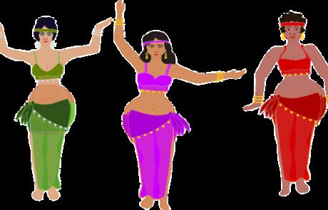 כל הסיבות להזמין רקדנית בטן למסיבות