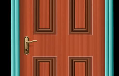 דלתות כניסה מעץ מלא – יש מלא! איך אפשר לבחור