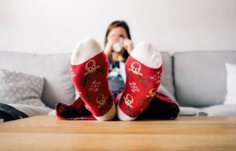 גרביים מגניבות לחורף