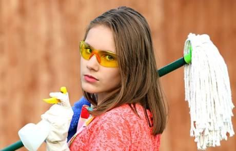 איך לנקות את הבית לקראת החג ?