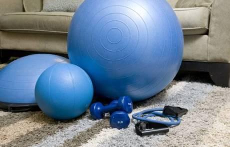 איך נכנסים לשגרת אימונים בבית?