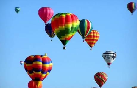 טיסה בשמי הארץ בכדור פורח – חוויה של פעם בחיים!