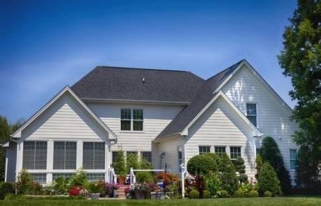 בית בסגנון כפרי וחמים למשפחות