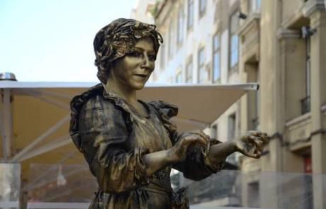 מייצגים חיים: פסלים חיים לאירועים מיוחדים