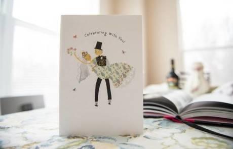 עיצוב הזמנת חתונה בכמה צעדים פשוטים