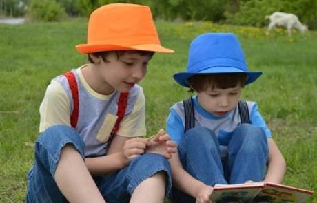ספרי ילדים – העשרת עולם הילדים
