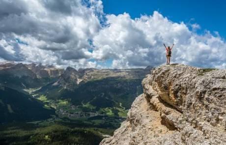למה כל אחד חייב לעשות טיפוס הרים לפחות פעם אחת בחיים