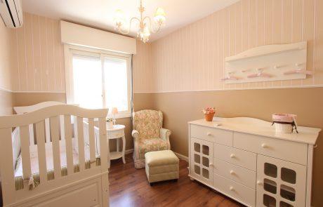 5 טיפים של עיצוב חדרי תינוקות