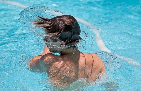 לימודיי שחייה לילדים