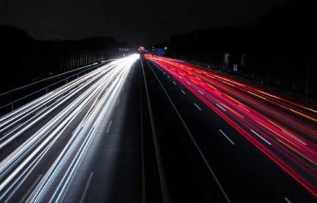 חישוב שיטת הנקודות בעבירות תנועה