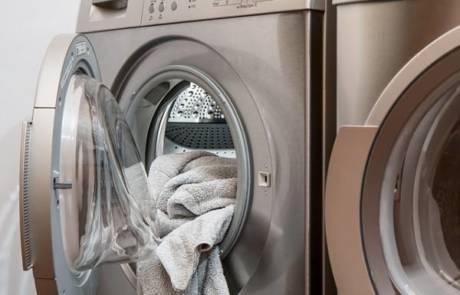 איך מנקים מכונת כביסה?